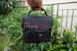 Gopro Cámara bolsa caso para Sony A5100 A5000 A6000 A6300 A7R2 A7R A7RS NX3000 NX500 X10 X20 X30 X100 X100S x100T