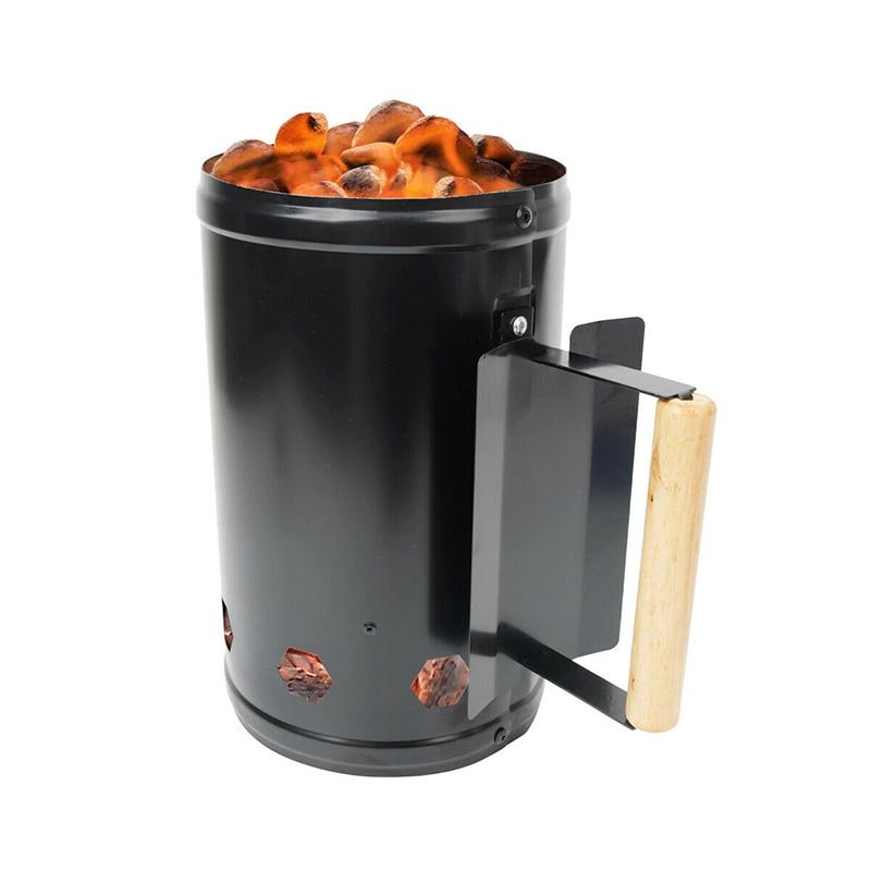 Стартер для барбекю с углем ведро зажигания угля быстрое зажигание|Зажигалки| |