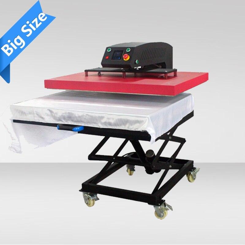 Máquina de prensado en caliente n. ° CH1718, tamaño grande 75cm * 105cm(30*41 pulgadas)