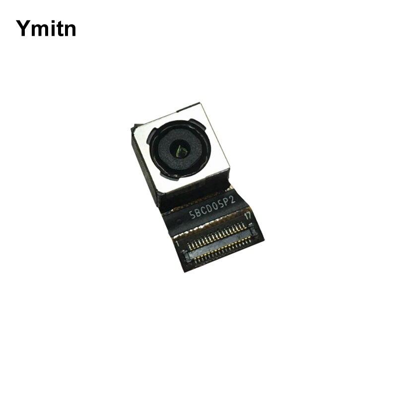 Ymitn Original para Sony Xperia XA F3111 F3112 F3113 F3115 F3116 cámara trasera principal trasera frente al módulo de cámara grande Cable flexible