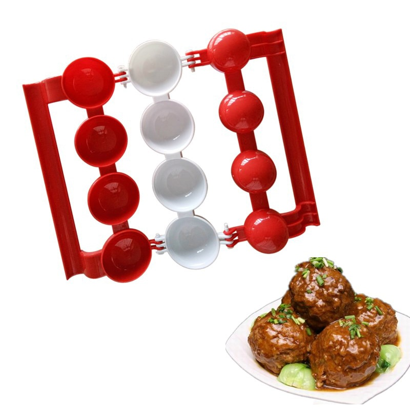 Новое поступление, форма для фрикаделек, набитая рыбьими шариками, сделай сам, домашняя форма для приготовления пищи, шаровая машина, кухонные инструменты, аксессуары