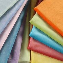 ESSIE HOME tissu velours doux 140cm   Tissu velours, tissu de Table, couverture de rideau de tapisserie, couleur Pastel tendre