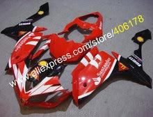 Kit de caronnages de carrosserie Santander   Pour 2007 2008 en rouge YZFR1 YZF R1 YZF1000 07 08 (moulage par Injection)