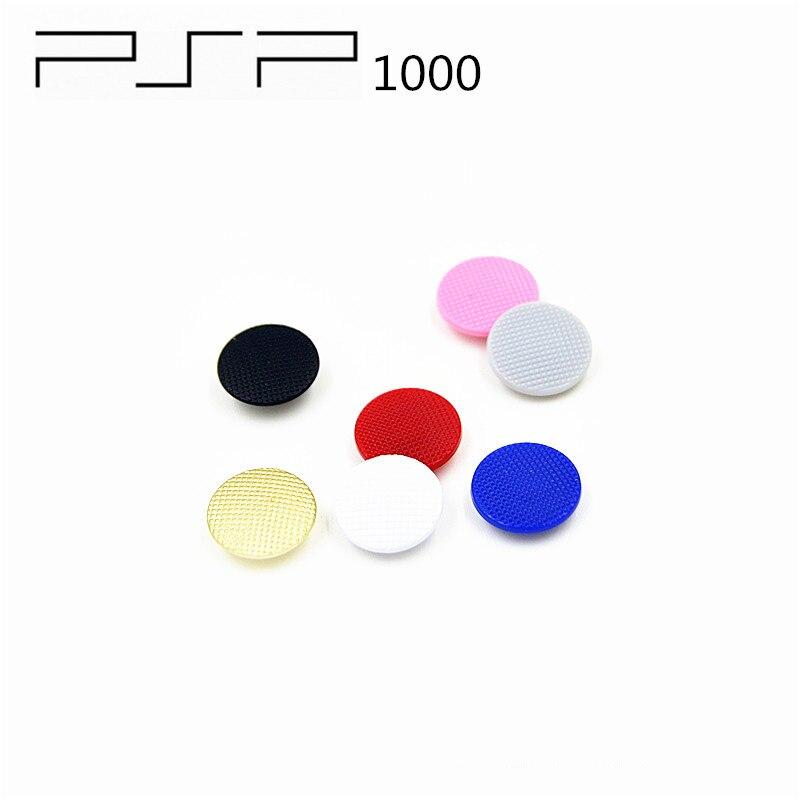 50 piezas de repuesto para PSP1000 PSP 1000 Console 3D Cap cabeza de hongo joystick Cap