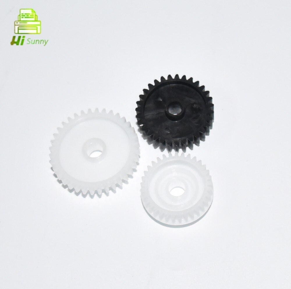 RU5-0575 RU5-0576 RU5-0577 para 5200 HP M5025 M5035 Fusor Drive Gear Kit Braço Oscilante
