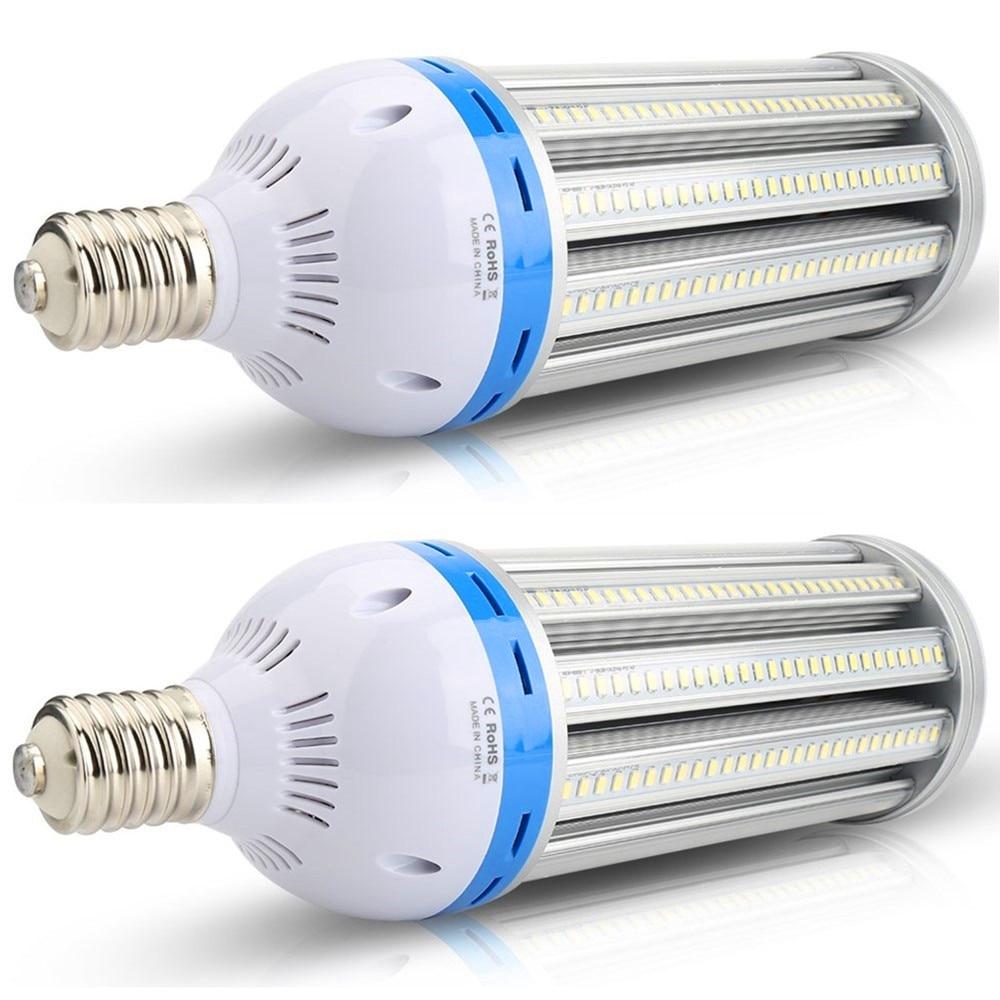 Super Bright 120W LED Corn Bulb 9000Lumen E40 LED Light SMD5730 AC85-265V Warm/White Corn Lamp 10pcs/LOT