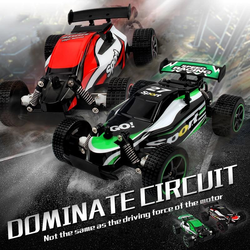 RC Car Drift 1:20 RC Remote Control Car Mini Off-Road Car with Light RTR 4WD DIY Racing Car Kit 1/20 RC Toy VS WPL B-1