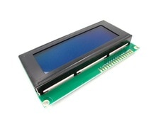 Panneau LCD 2004 20*4 LCD 20X4 5 V écran bleu LCD2004 affichage LCD module LCD 2004