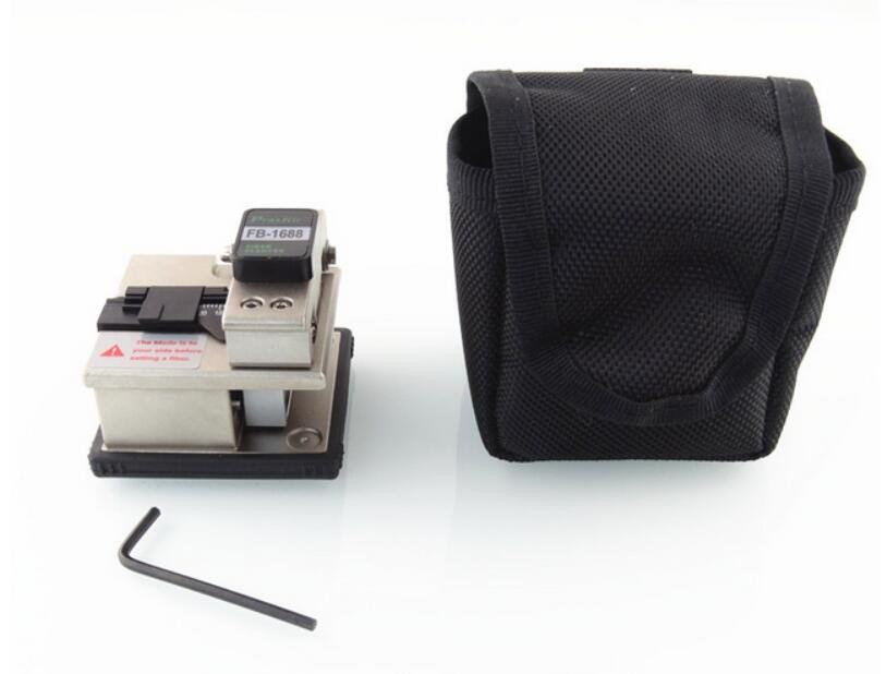 عالية الدقة FB-1688 الألياف الساطور/الألياف الساطور أداة مع الألياف الساطور شفرة