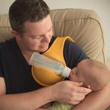 2019 New Baby feeding Hand Free Babies Bottle Holder Strap Leash Hands Free Stroller Feeding Fixing Bracket Baby Feeding Tools