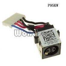 Nieuwe DC Kabel Voor Dell Latitude E5450 DC Jack Kabel-P95KW 0P95KW w/1 Jaar Garantie