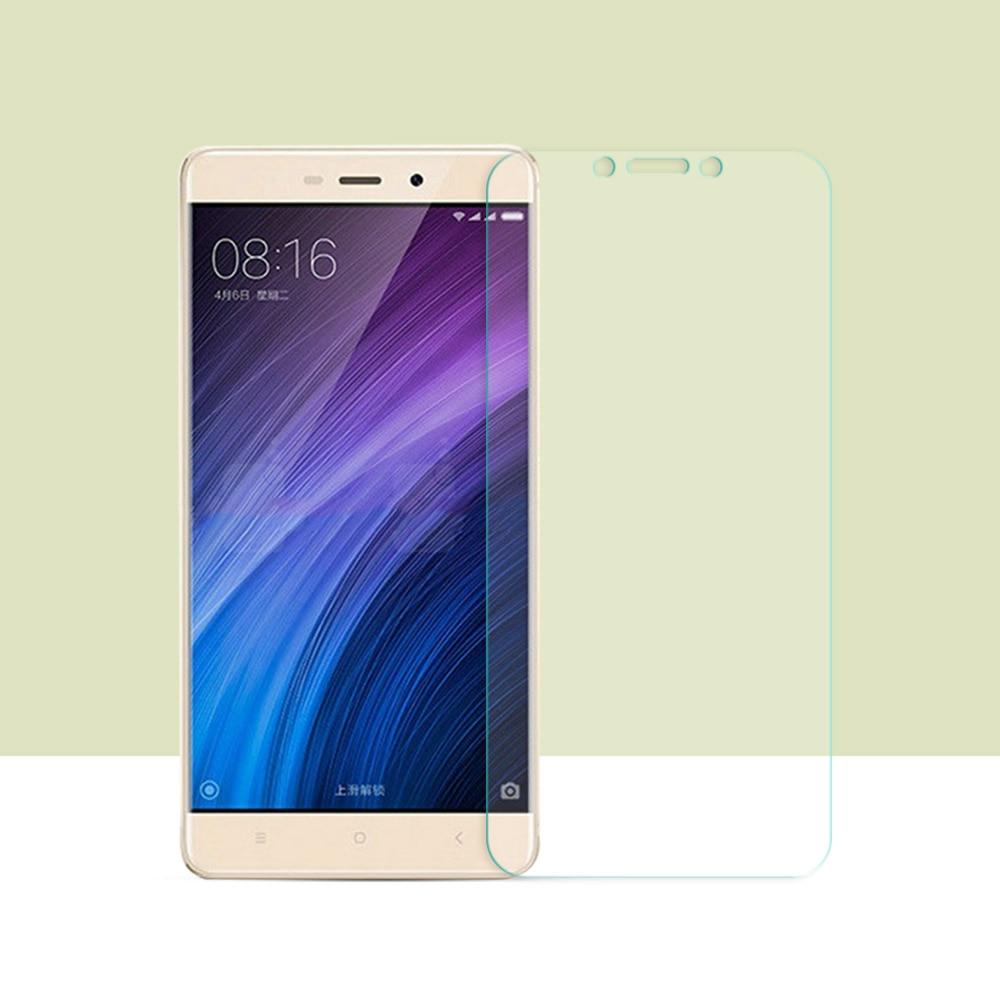 Vidrio templado para Xiaomi Redmi 4 Prime pantalla protectora de pantalla 2.5D borde curvado para Xiaomi Redmi 4 Prime HD película frontal 0,26