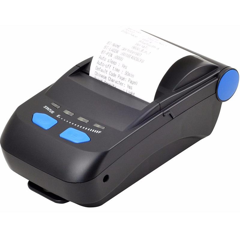 Xprinter 58mm mini bluetooth thermal receipt printer Pocket portable ticket receipt USB Wireless for windows Android IOS