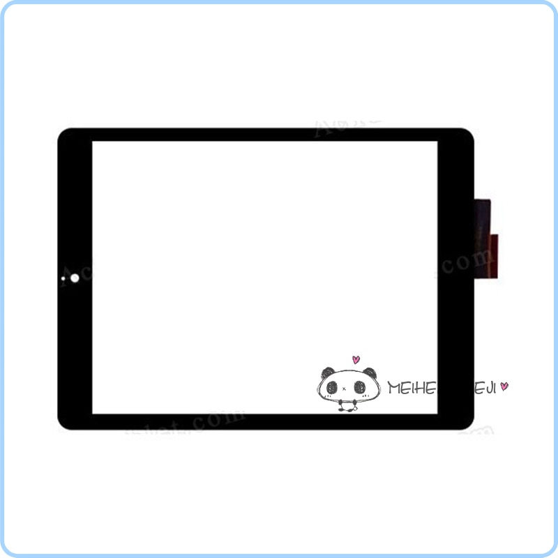 Nuevo 7,85 pulgadas Digitalizador de pantalla táctil panel Sensor de vidrio para Nextbook 8 NX785QC8G envío gratis