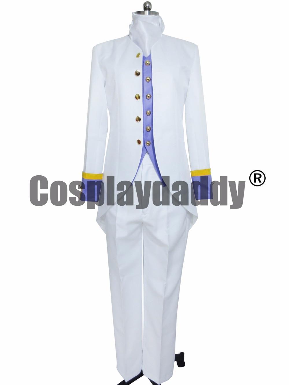 Black Butler Wit Butler Angela Blanc Ash Landers Cosplay Kostuum F008