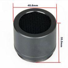 Housse de protection tactique en maille métallique pour portée de 36.8mm de diamètre DR 1X-4X