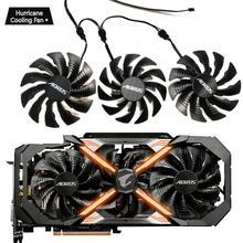 PLD10015B12H 12V 0.55A T129215BU pour GIGAYTE AORUS GeForce GTX 1070 1080 Ti RTX 2060 1080Ti RTX2060 Xtreme édition refroidisseur de jeu