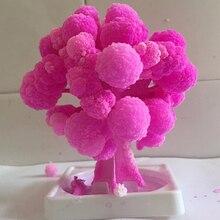 2019 90 millimetri H ThumbsUp! magia Giapponese Sakura Albero Desktop Cherry Blossom-Calda di Marca Made in Japan Rosa Mystic Carta Alberi di Giocattoli Del Bambino
