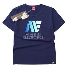 Мужская футболка в японском стиле Gundam, Модная хлопковая Приталенная футболка с круглым вырезом и короткими рукавами, Повседневная летняя футболка, футболки