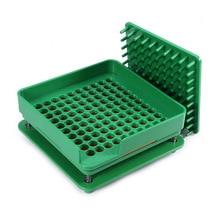 100 Holes Capsule Filler Board Food Grade ABS Filling Tools Fit for 0 Capsule Health99