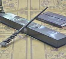 Cosplay métal Core personnage accessoires baguette magique Harry some Potter série baguette magique bâton de haute qualité Halloween cadeau