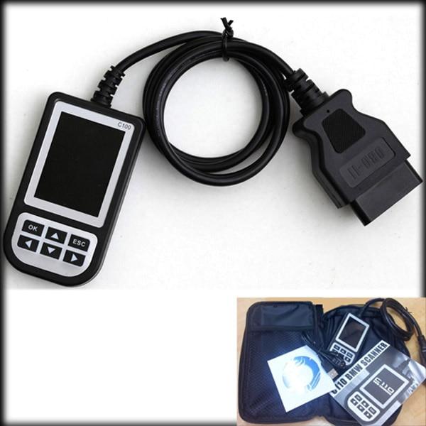 Por DHL o Fedex 10 Uds para BMW C110 + lector de código escáner para BMW C110 + escáner C110 OBD2 escáner de código para Escáner de diagnóstico