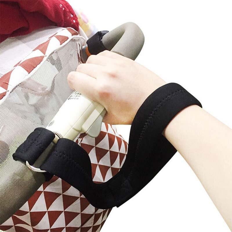 Pulsera de seguridad para silla de bebé, accesorios de reposabrazos, accesorios de cinturón de seguridad para silla de bebé