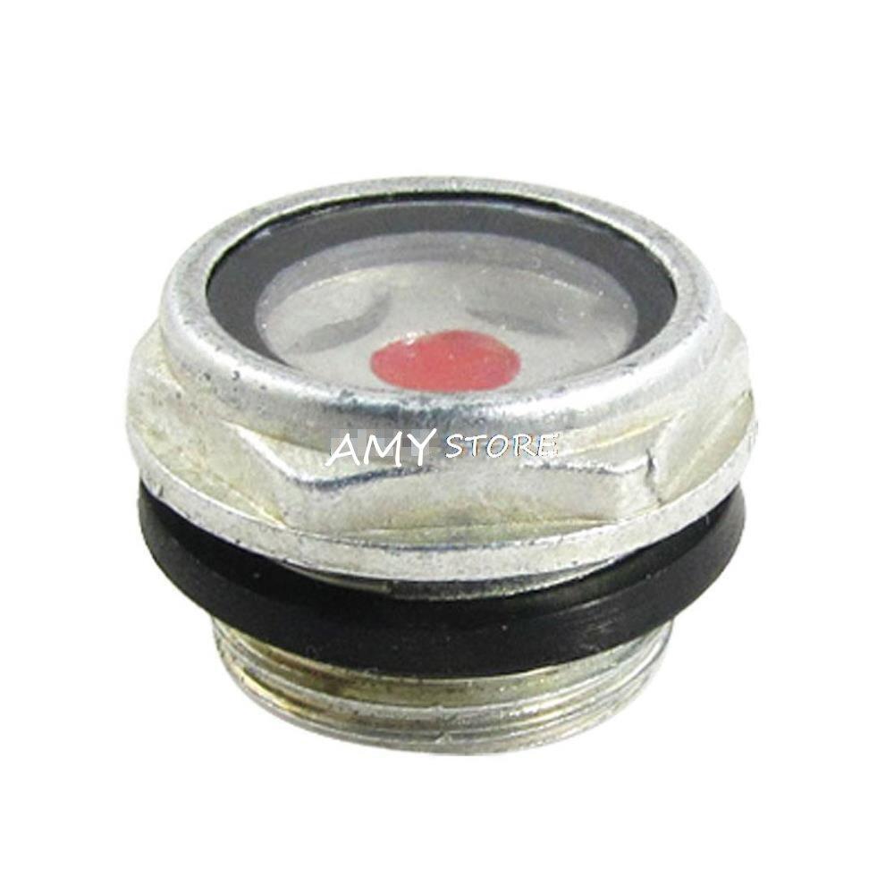 Металлический воздушный компрессор, 1 шт., 1/2 дюйма, PT, 21 мм, 3/4 дюйма, 26 мм, 1 дюйма, стекло для уровня масла M16/18/20/24/27/30/33/36/42*1,5 мм