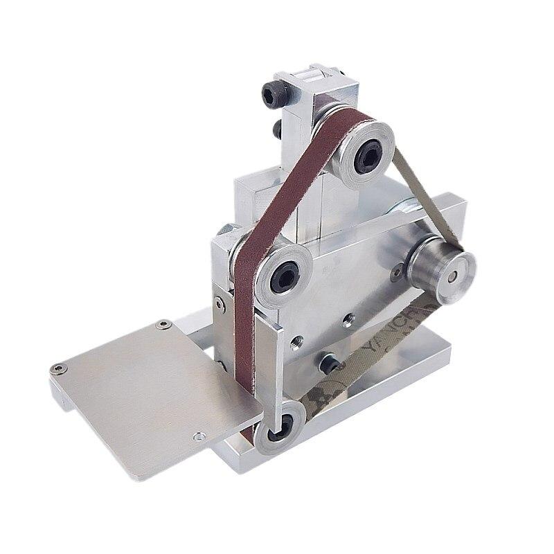 DIY Mini Belt sander Knife Apex Edge sharpener Polishing / Grinding Machine