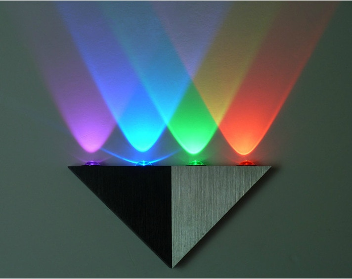 LED Wall Light Sconces Decor Fixture Lights Lamp bulb Wall lights 4W