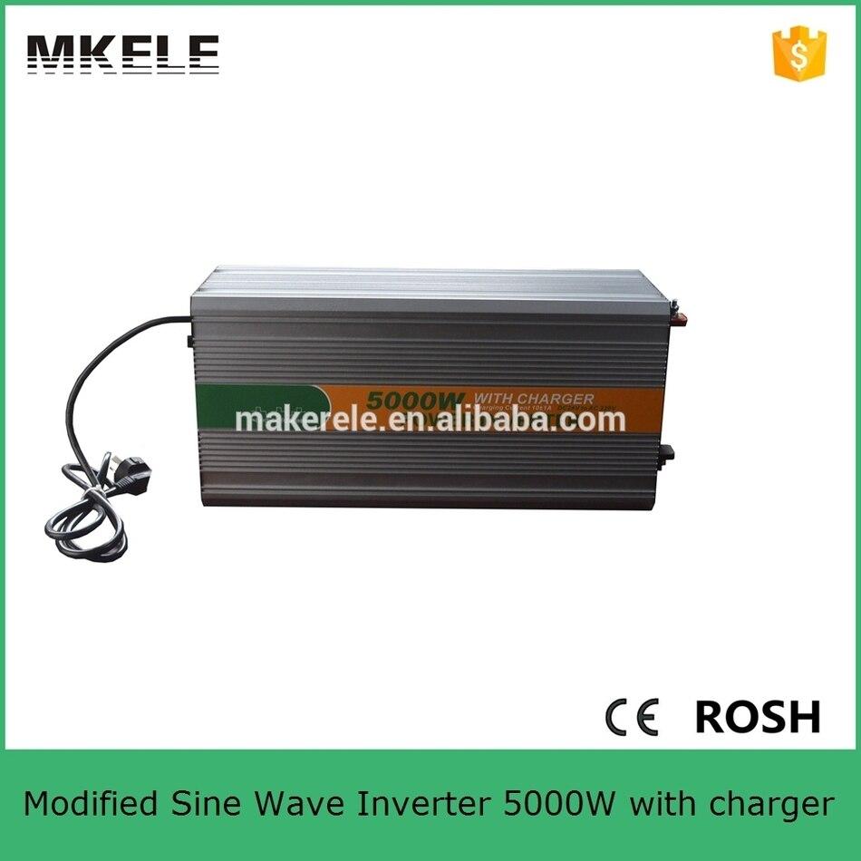 MKM5000-122G-C netzunabhängige modifizierten sinus 12 v 220 v 5000 watt inverter 5000 watt wechselrichter für haushalts besten wechselrichter mit ladegerät