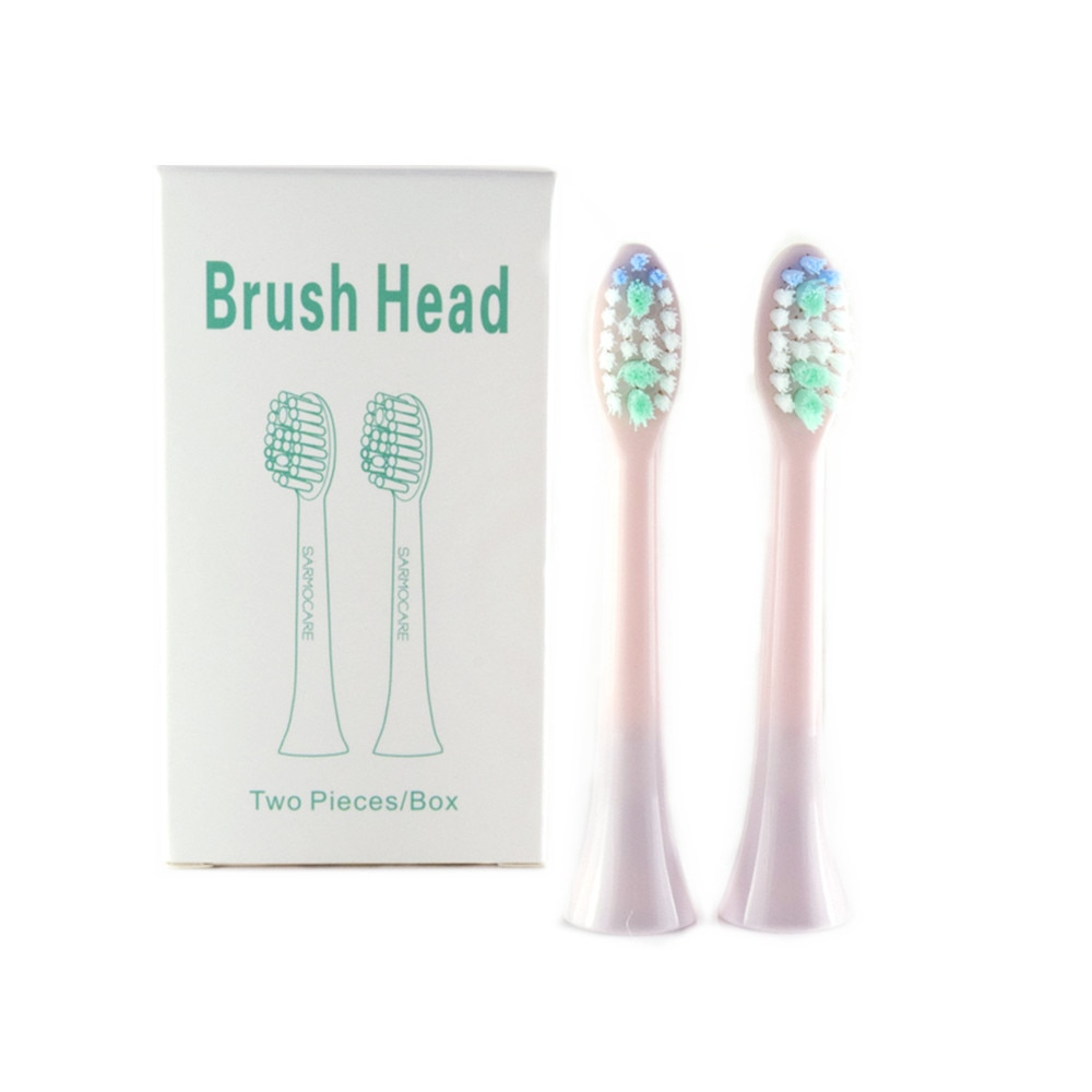 10pcs Electric Tooth Brush Head Replacement for Sarmocare S100 and S200 Ultrasonic Sonic Electric Toothbrush Toothbrushes Head enlarge