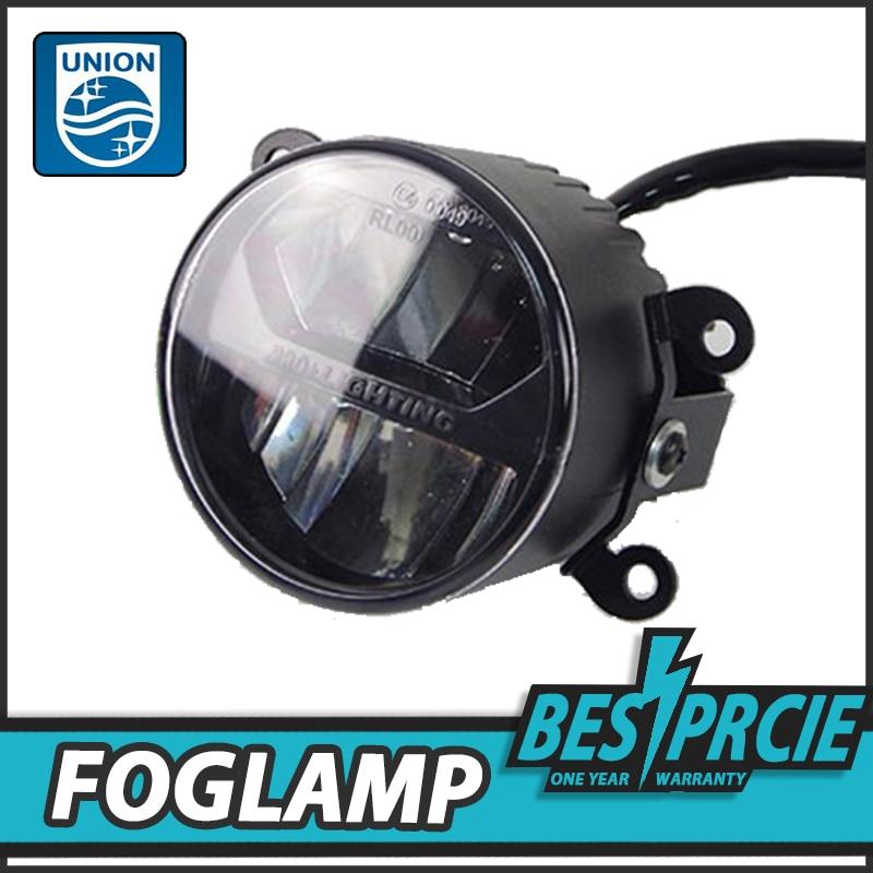 Voiture style LED antibrouillard pour Ford C Max DRL mark certificat antibrouillard feux de croisement commutation automatique expédition rapide