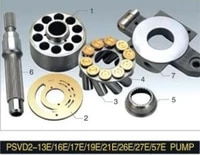 replacement for kayaba psvd2 17e pump spare parts