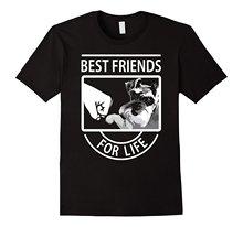 T-Shirt imprimé Schnauzer Life T-Shirt homme marque T-Shirt hauts été Cool drôle col rond en coton