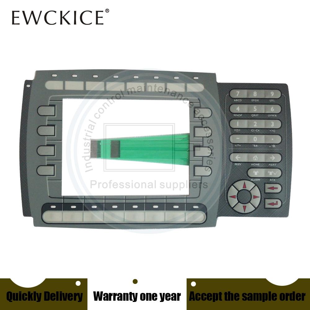 NEW Exeter-K60 E1060 Pro+ HMI PLC Membrane Switch keypad keyboard