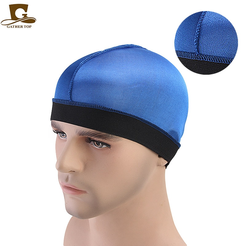New Unisex Soft Comfy Chemo Cap Sleeping Hat Turban Caps Liner for Cancer Hair Loss Headwrap Bandana  Hair accessories new women stretch solid ruffle turban hat scarf knotted chemo beanie caps headwrap for cancer chemotherapy hair loss accessories