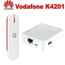 Vodafone 모바일 광대역 k4201 usb 동글 + tp-link TL-MR3020 150 mbps 1 포트 10/100 무선 n 라우터