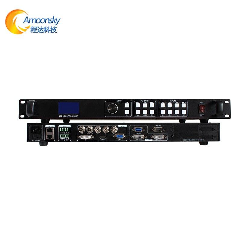 معالج فيديو خارجي p5 led ، lvp605s ، لوحة إضاءة led ، LVP613S ، مع صوت مثل vdwall