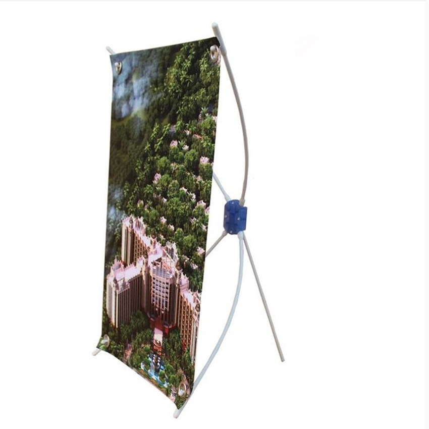 Economy A3 Mini X Desk Banner Advertising Display Poster Promotion Stands On Exhibition Trade Show Booth(No Printing) 1000pcs