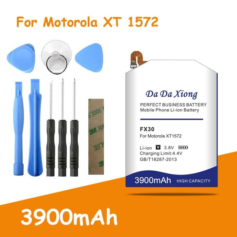High Quality FX30 3900mAh Battery for Motorola Moto X Pure Edition X Style Pure X Style X+2 XT1570 XT1572 XT1575 free shipping