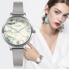 Livraison gratuite femmes montre femmes montres TOP marque de luxe en or Rose femme horloge reloj mujer Relogio Feminino dames montre
