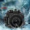 Mcoplus 40 m/130ft Sualtı kamera muhafazası Kılıfı Çanta A7R III Kamera
