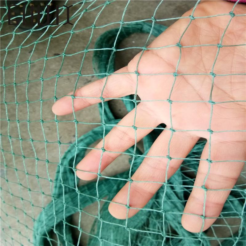 10m 20m,50m tarım koruma ağı bahçe net bahçe çit kuş net yetiştiriciliği net bedeninizi özelleştirin