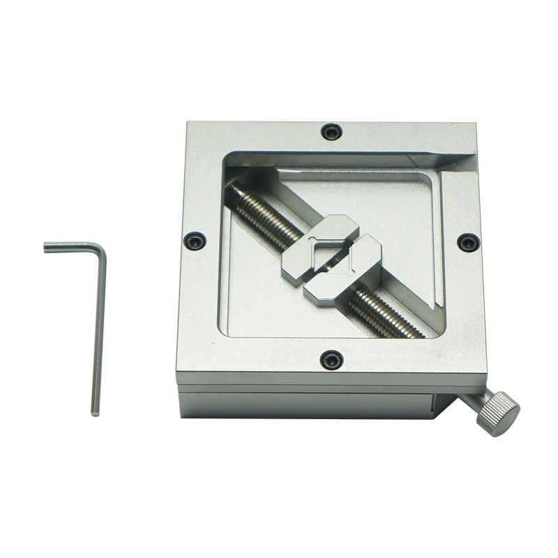 2018 90*90mm universal bga reballing station 90*90mm stencil holder best bga parts