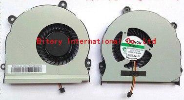 Вентилятор для ноутбука Samsung NP350V5c, кулер для охлаждения процессора NP-355E4C-S05CN 355V5C