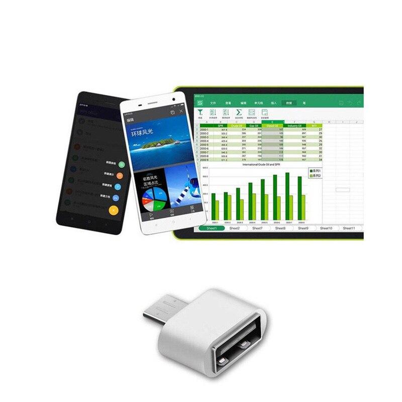 Adaptador otg micro usb3.1 tipo-c para usb2.0, adaptador para samsung, huawei, telefone móvel de alta velocidade certificado, adaptadores de telefone celular