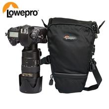 Lowepro Toploader 75AW sac Triangle Portable Toploader 75 AW sac appareil photo objectif reflex paquet sac avec housse de pluie