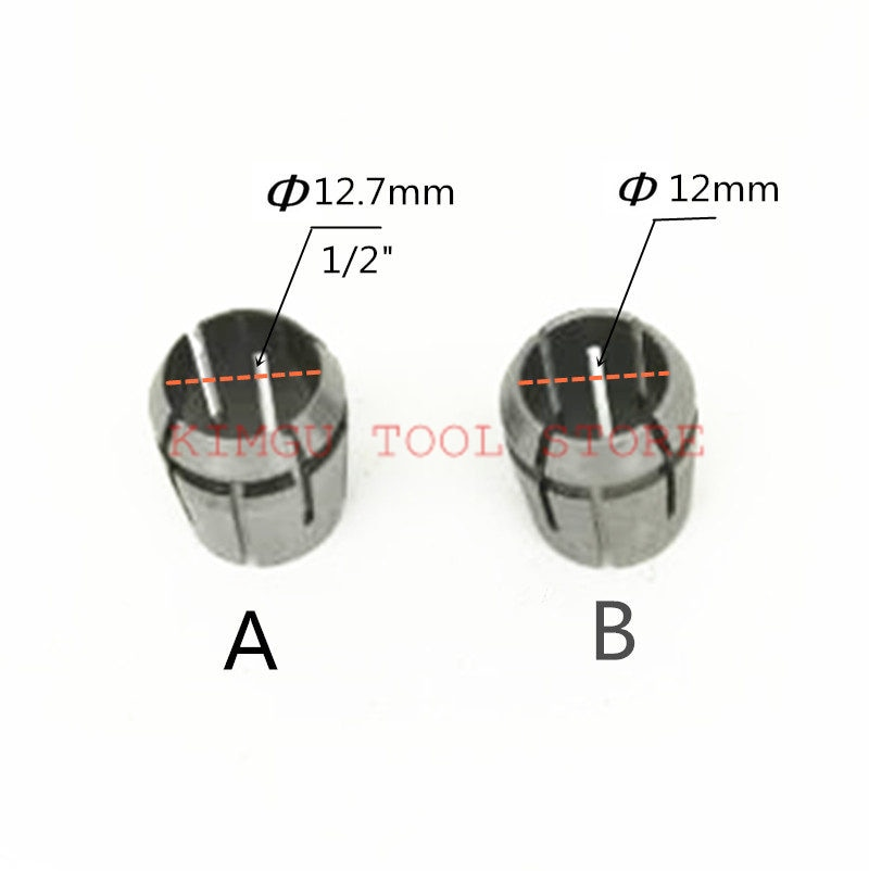AliExpress - Collet Cone 1/2″ 12.7mm 12mm for Makita 763622-4 763628-2 3612Y 3612X 3612 3612T 3612CY 3612C 3612CT 3612BR 3600H MT360 router