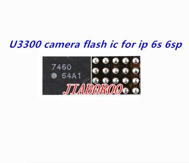 5 unids/lote U3300 Cámara flash ic 64A1 LM3564A1TMX para iphone 6s 6splus